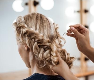 Joyería para Novias Peinados
