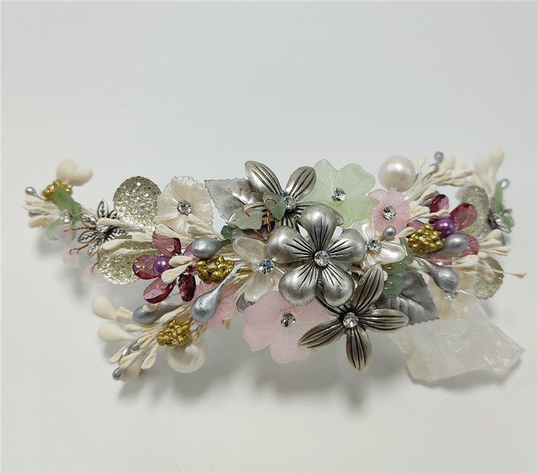 Tocado de Novia Sueño Floral