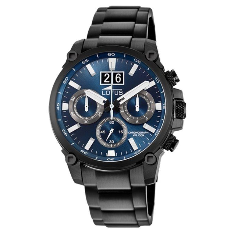 Reloj Lotus Azul Hombre