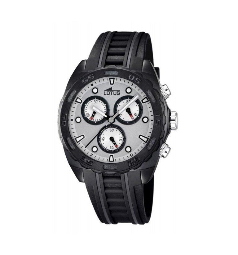Reloj Lotus Correa Caucho