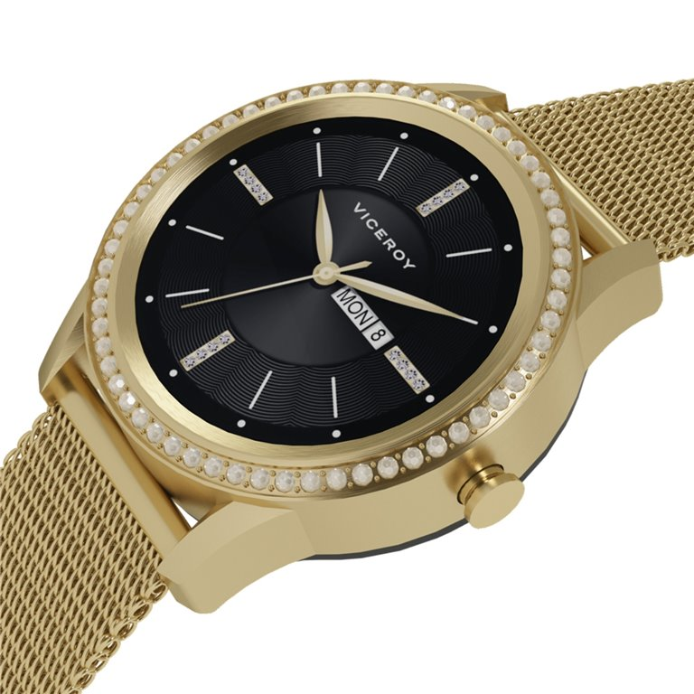 Reloj Viceroy Mujer Smart Pro Dorado