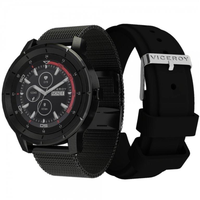 Reloj Negro Viceroy Hombre Smart Pro