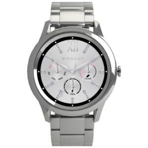 Reloj Viceroy Mujer Smart Pro Plateado