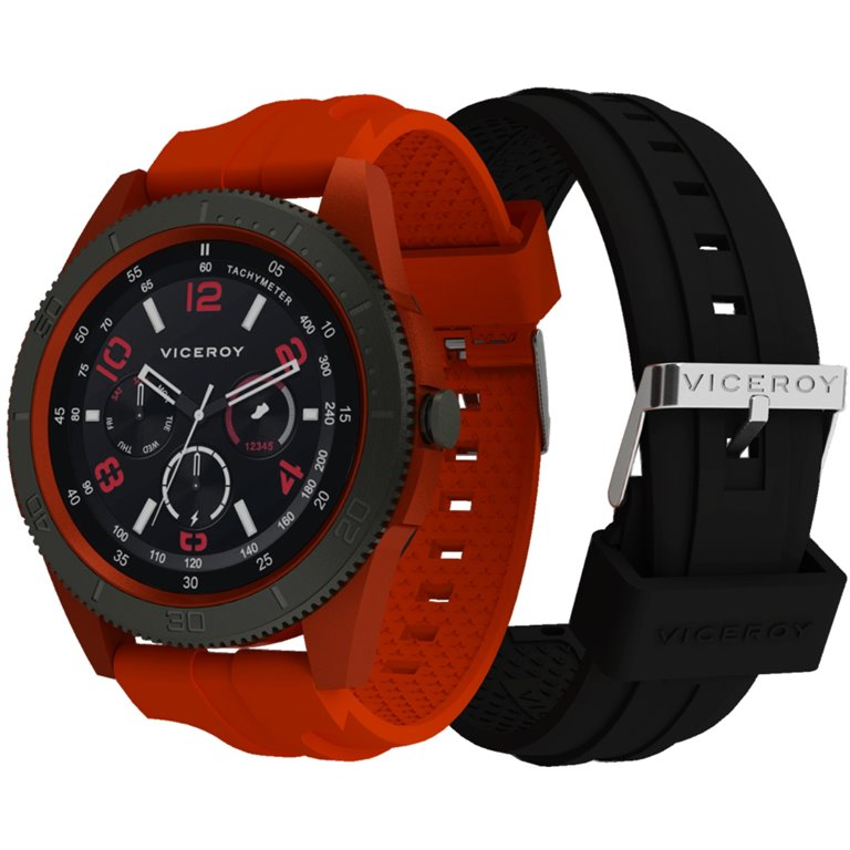 Reloj Rojo Viceroy Hombre Smart Pro