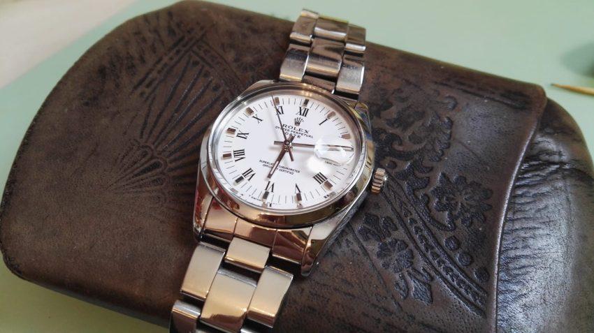 Rolex Oyster Perpetual Date Reparacion 08